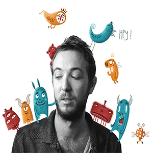 【Illustrator village】Mickael Brana